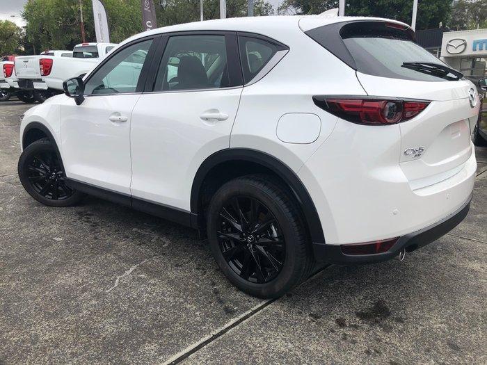 2021 Mazda CX-5 GT SP KF Series AWD Snowflake White Pearl