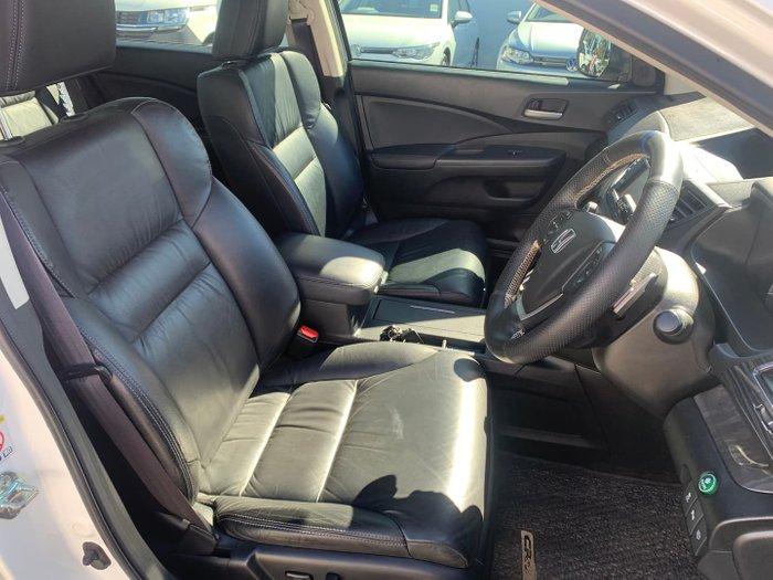2013 Honda CR-V VTi-L RM 4X4 On Demand Taffeta White