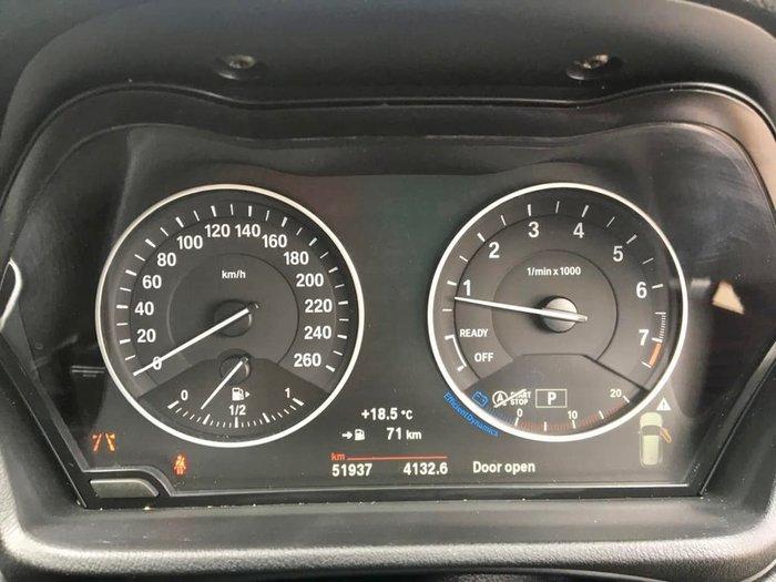 2016 BMW X1 sDrive20i F48 Black