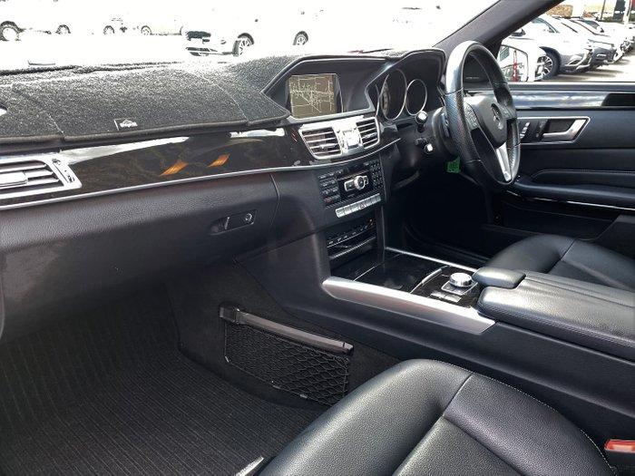 2014 Mercedes-Benz E-Class E220 CDI W212 Diamond White BRIGHT