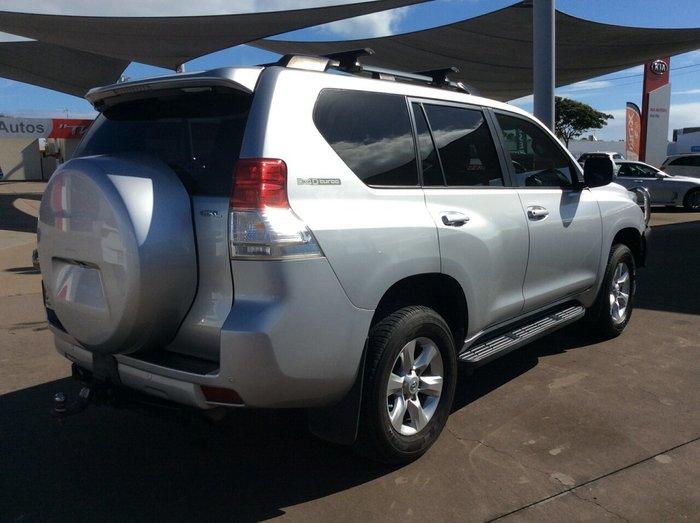 2012 Toyota Landcruiser