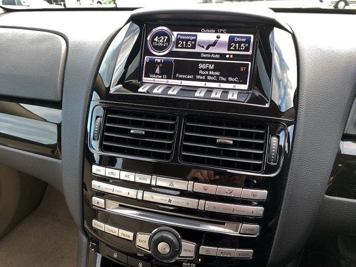 2011 Ford Falcon G6E Turbo FG Seduce