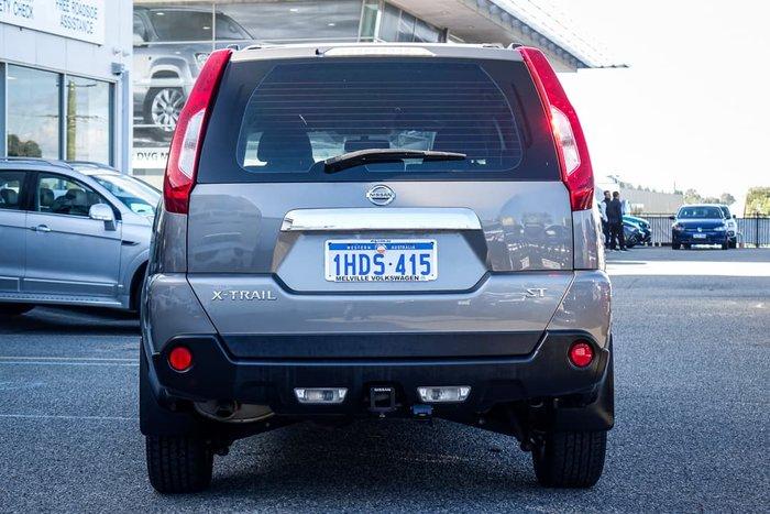 2012 Nissan X-TRAIL ST T31 Series IV Flint