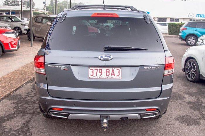 2016 Ford Territory Titanium SZ MkII AWD Grey