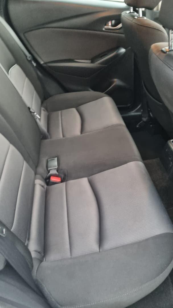 2015 Mazda CX-3 Maxx DK AWD Crystal White Pearl