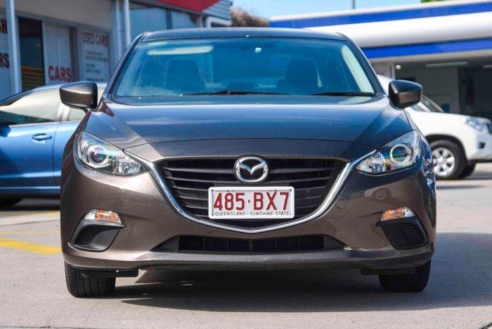 2014 Mazda 3 Neo BM Series Brown