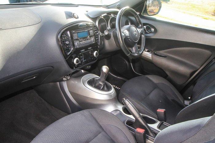 2014 Nissan JUKE ST F15 MY14 Silver