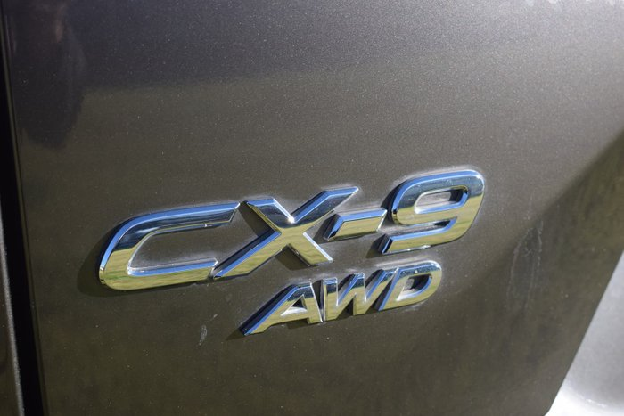 2018 Mazda CX-9 GT TC AWD Machine Grey