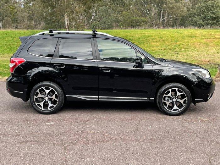 2013 Subaru Forester XT Premium S4 MY13 AWD Crystal Black