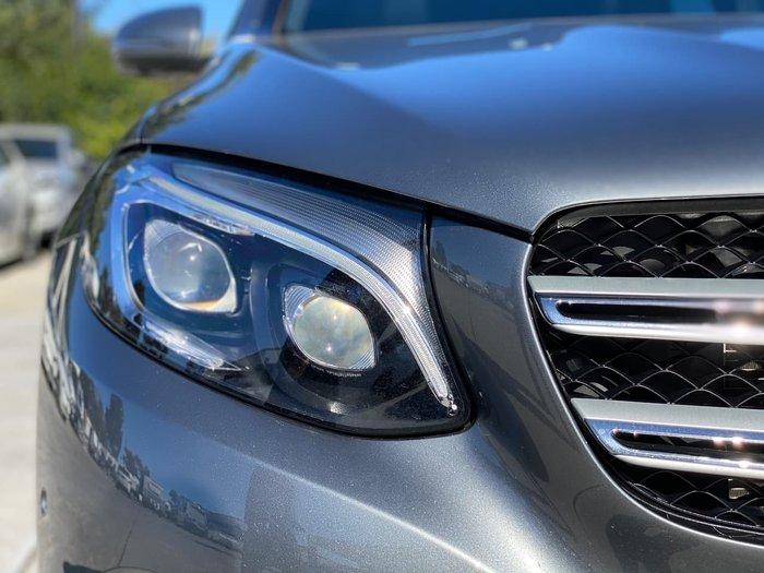 2018 Mercedes-Benz GLC-Class GLC250 d X253 Four Wheel Drive Grey