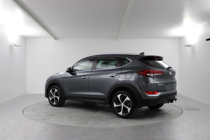 2016 Hyundai Tucson Elite TLe MY17 AWD Pepper Grey