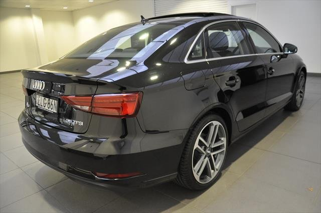 2020 Audi A3 35 TFSI 8V MY20 Mythos Black metallic