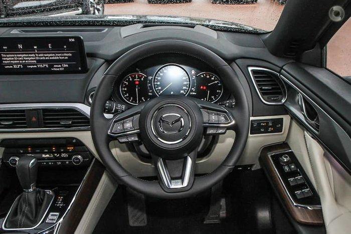 2021 Mazda CX-9 Azami TC AWD Jet Black