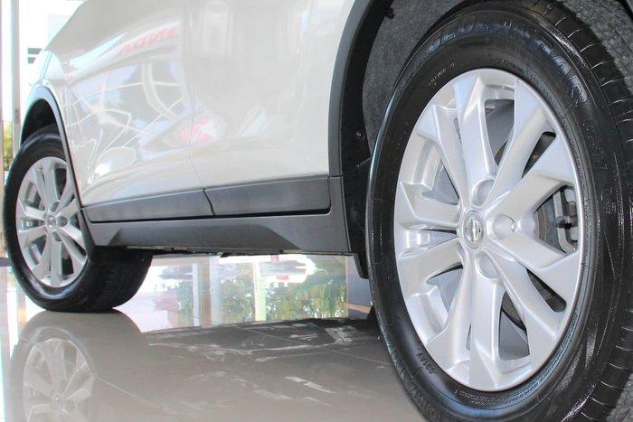 2016 Nissan X-TRAIL ST-L T32 White
