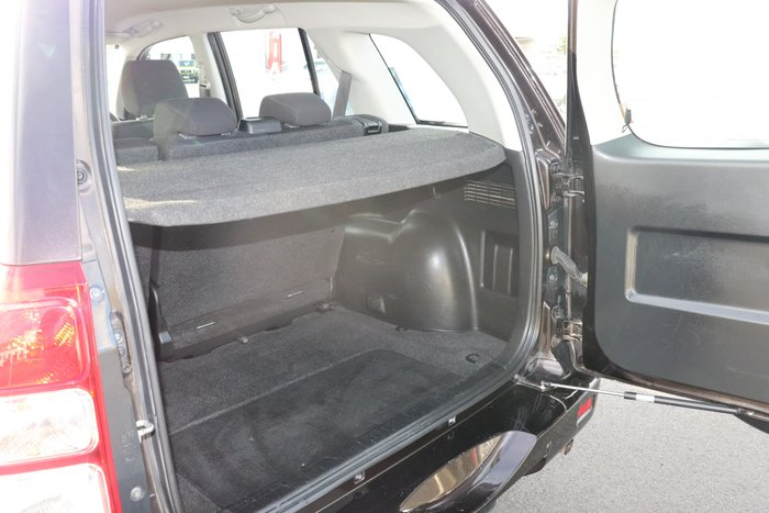 2013 Suzuki Grand Vitara Urban JB MY13 Bluish Black Pearl