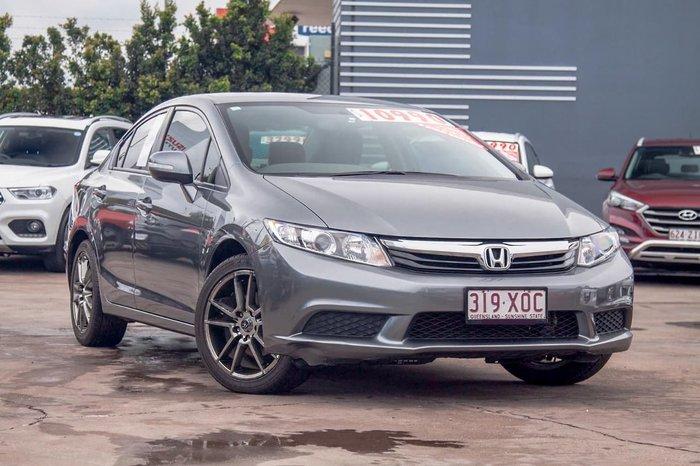 2012 Honda Civic VTi-L 9th Gen Grey