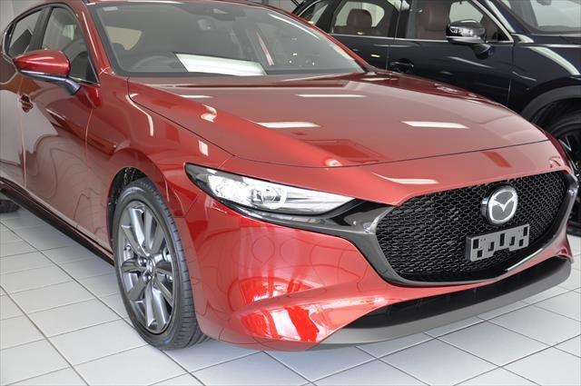2021 MAZDA Mazda3 G20 EVOLVE MAZDA3 N 6AUTO HATCH G20 EVOLVE Soul Red Crystal