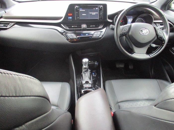 2017 Toyota C-HR Koba NGX50R AWD Shadow Platinum