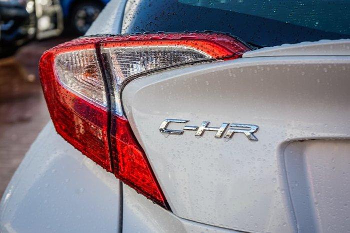 2018 Toyota C-HR NGX10R Crystal Pearl