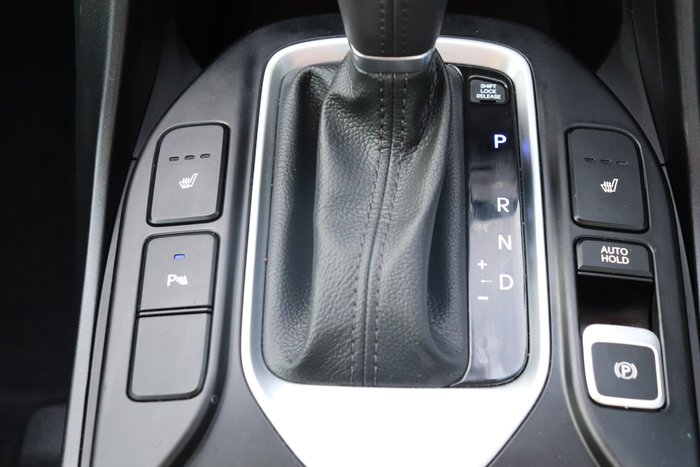 2015 Hyundai Santa Fe Elite DM3 Series II MY16 4X4 On Demand Creamy White
