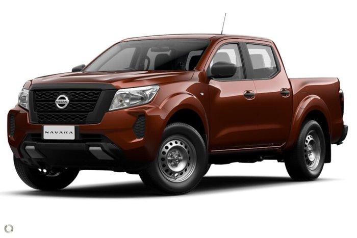 2021 Nissan Navara SL D23 4X4 Dual Range Forged Copper