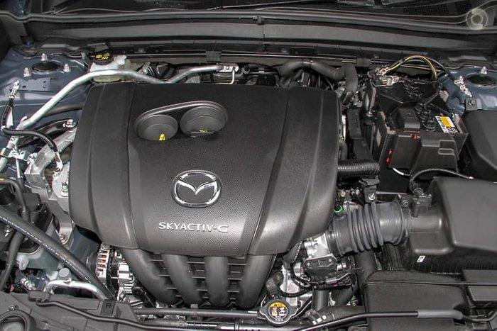 2021 Mazda CX-30 G20 Evolve DM Series Polymetal Grey