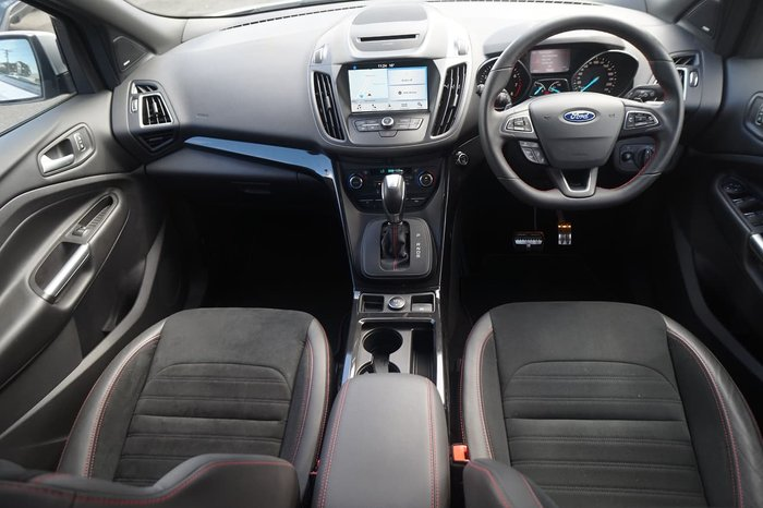 2019 Ford Escape ST-Line ZG MY19.75 AWD Silver