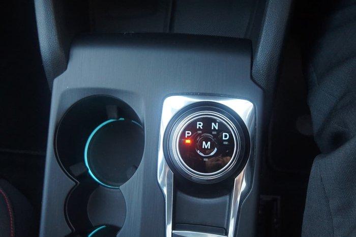 2019 Ford Focus ST-Line SA MY20.25 White
