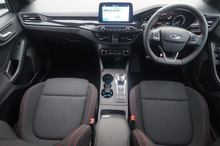 2019 Ford Focus ST-Line SA MY19.75 White