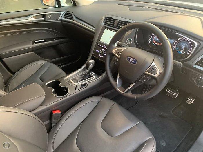2018 Ford Mondeo Titanium MD MY18.75 White