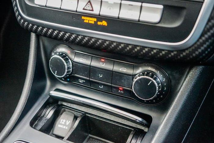 2018 Mercedes-Benz A-Class A200 d W176 Cavansite Blue