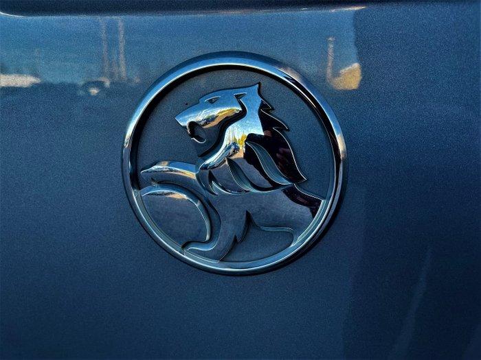 2016 Holden Colorado LS-X RG MY16 4X4 Dual Range Satin Steel Grey