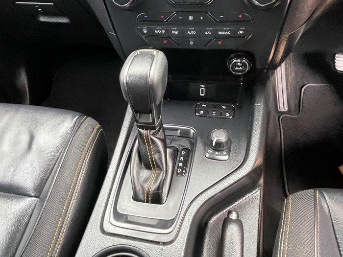 2020 Ford Ranger Wildtrak PX MkIII MY20.25 4X4 Dual Range Meteor Grey
