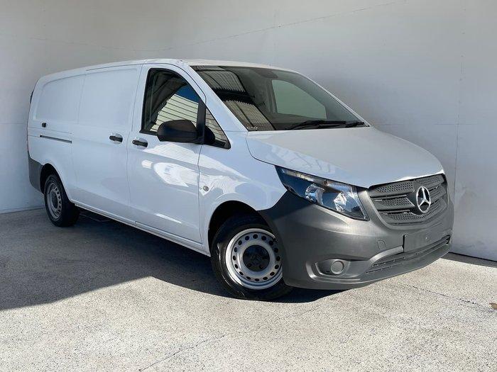 2017 Mercedes-Benz Vito 114BlueTEC 447 White