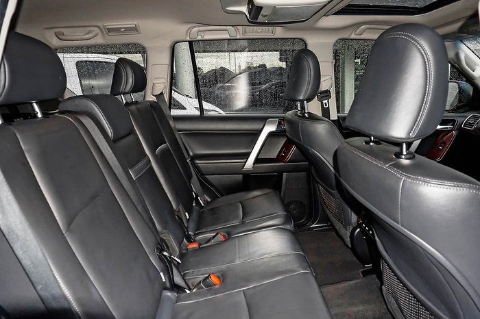 2014 Toyota Landcruiser Prado Kakadu KDJ150R MY14 4X4 Dual Range Grey