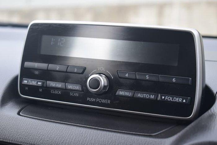 2017 Mazda 2 Neo DJ Series Metropolitan Grey