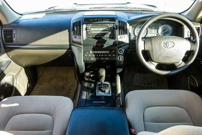 2009 Toyota Landcruiser GXL VDJ200R 4X4 Constant Gold