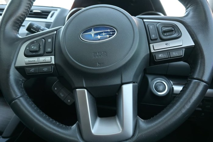 2014 Subaru Outback 3.6R 5GEN MY15 AWD Ice Silver
