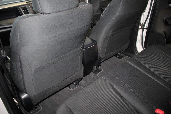 2015 Toyota RAV4 GXL ALA49R MY14 AWD White