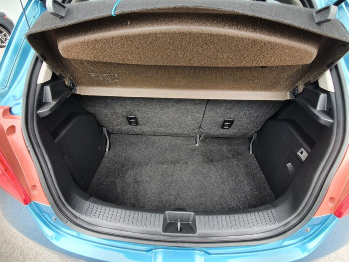 2010 Mazda 2 Neo DE Series 1 aquatic blue