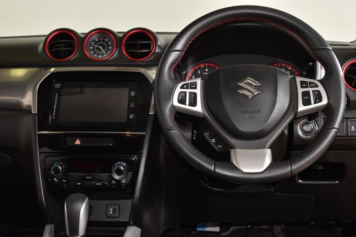 2016 Suzuki Vitara S Turbo LY Bright Red