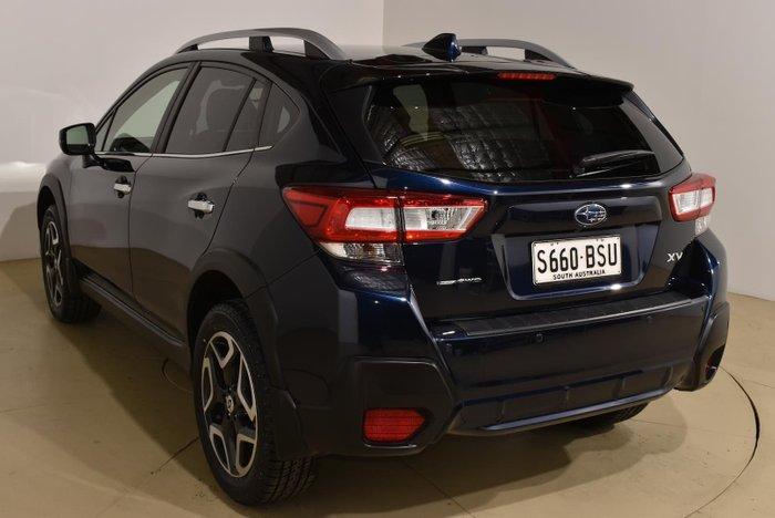 2017 Subaru XV 2.0i-S G5X MY18 AWD Dark Blue