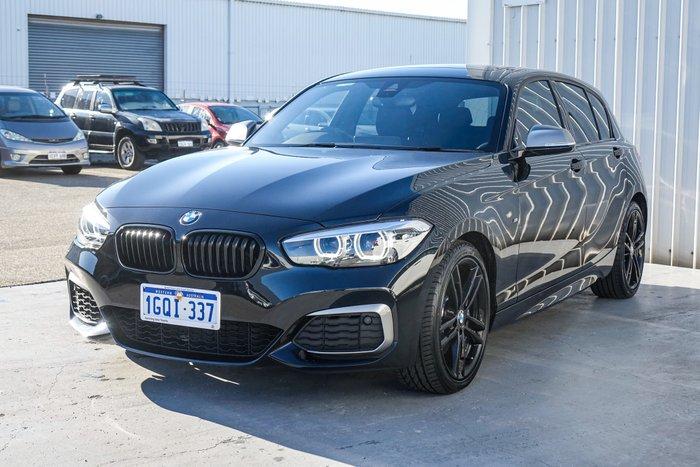 2019 BMW 1 Series M140i F20 LCI-2 Black Sapphire