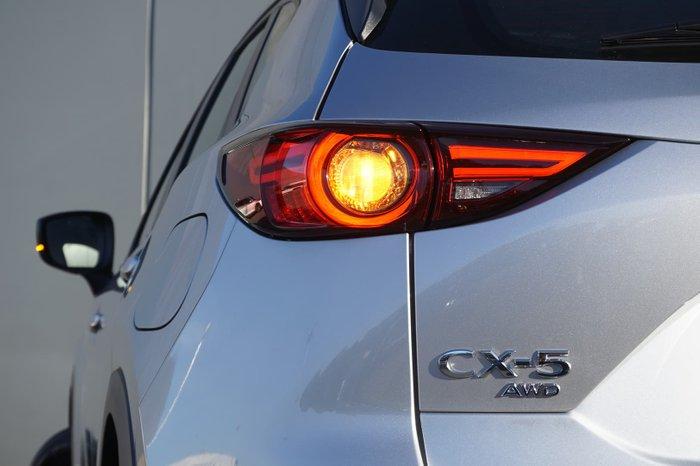 2021 Mazda CX-5 Maxx Sport KF Series AWD Sonic Silver