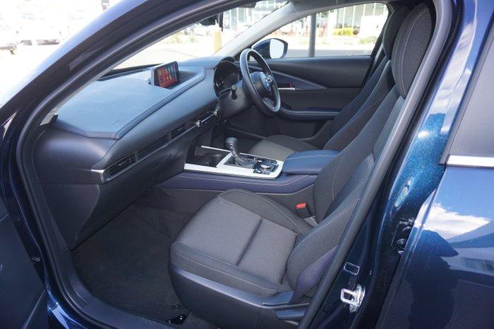 2021 Mazda CX-30 G20 Pure DM Series Deep Crystal Blue