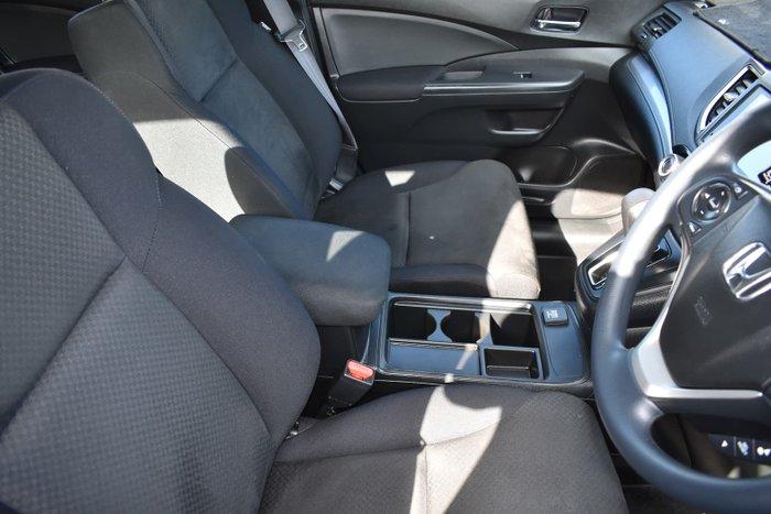 2016 Honda CR-V Limited Edition RM Series II MY17 Modern Steel