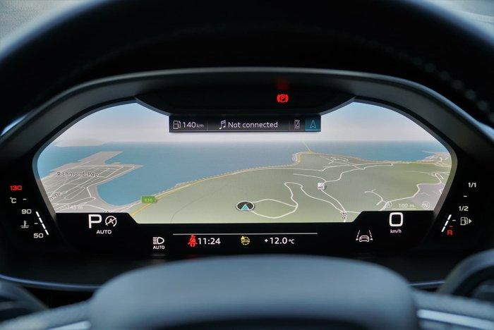 2021 Audi Q3 40 TFSI S Line F3 MY21 Four Wheel Drive Grey