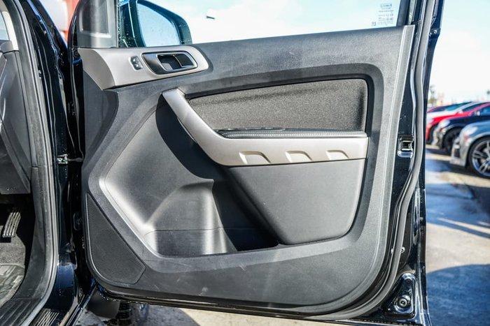 2019 Ford Ranger XLT PX MkIII MY19 4X4 Dual Range Shadow Black