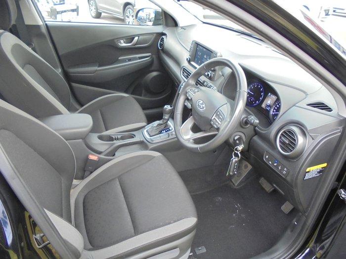 2017 Hyundai Kona Active OS MY18 AWD Phantom Black