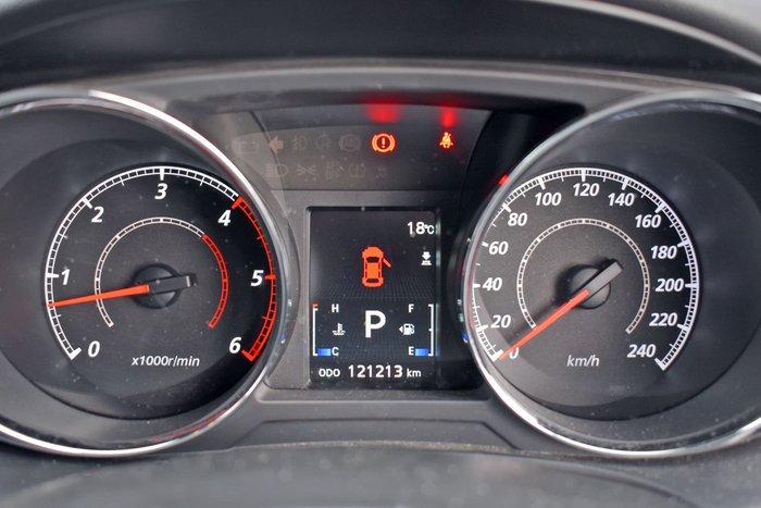 2014 Mitsubishi ASX XLS XB MY15 4X4 Constant Cool Silver